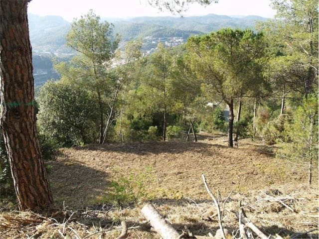 Byggetomt til salgs i Torrelles de Llobregat - € 110 000 (Ref: 3837252)