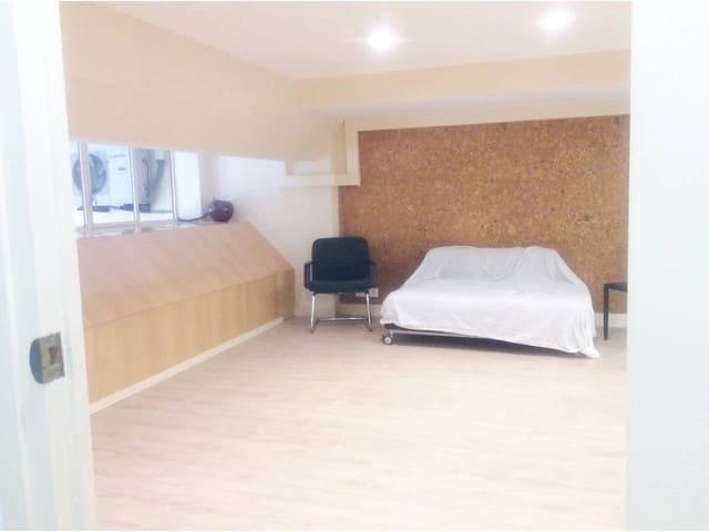 1 quarto Loft para venda em Sant Feliu de Llobregat - 79 500 € (Ref: 3903550)