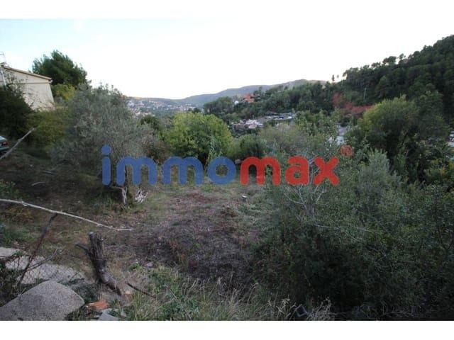 Landgrundstück zu verkaufen in Vallirana - 80.000 € (Ref: 4863852)