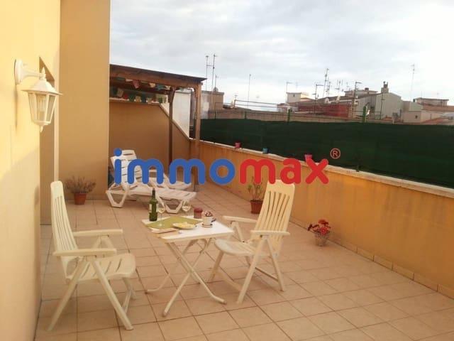 Ático de 3 habitaciones en El Vendrell en venta - 87.000 € (Ref: 5054067)