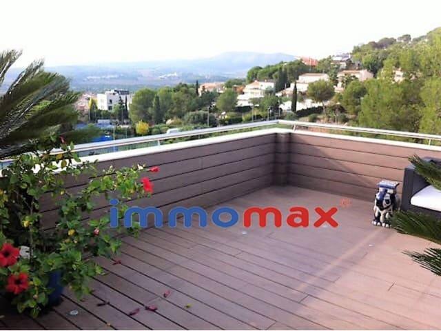 2 sypialnia Mieszkanie na sprzedaż w Sant Pere de Ribes z basenem garażem - 255 000 € (Ref: 5486068)