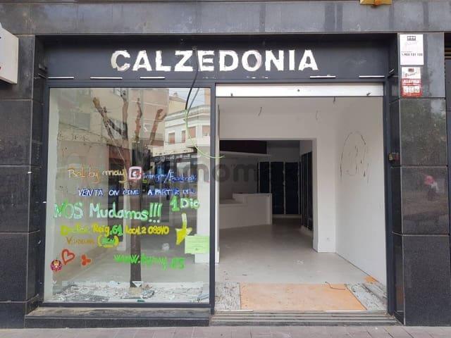 4 soveværelse Erhverv til leje i Gava - € 1.800 (Ref: 6018202)