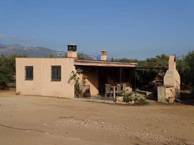 2 chambre Finca/Maison de Campagne à vendre à Aldover - 89 000 € (Ref: 6118577)