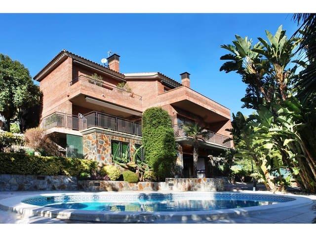 Casa de 4 habitaciones en Castelldefels en venta con garaje - 1.300.000 € (Ref: 955976)