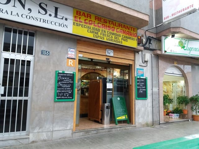Restaurant/Bar til salg i Las Palmas de Gran Canaria - € 450.000 (Ref: 6066990)