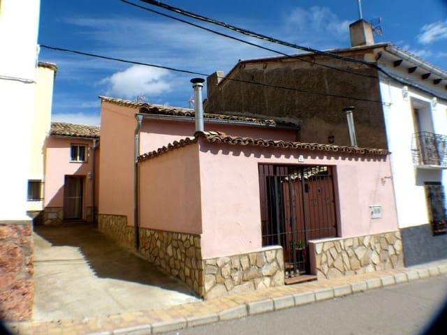 5 soverom Hus til salgs i Villalba de la Sierra - € 77 900 (Ref: 1692903)