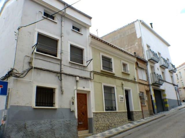 3 soveværelse Byhus til salg i Cuenca by - € 74.800 (Ref: 2061750)