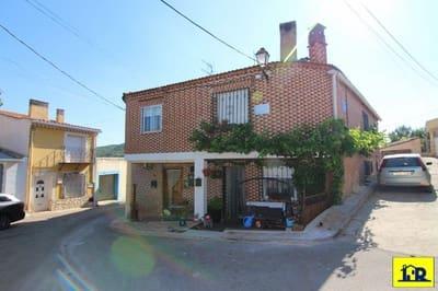 3 Zimmer Haus zu verkaufen in Fuentenava de Jabaga - 73.900 € (Ref: 4071936)
