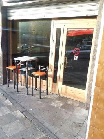 Restaurant/Bar à vendre à Cuenca ville - 80 000 € (Ref: 4090971)
