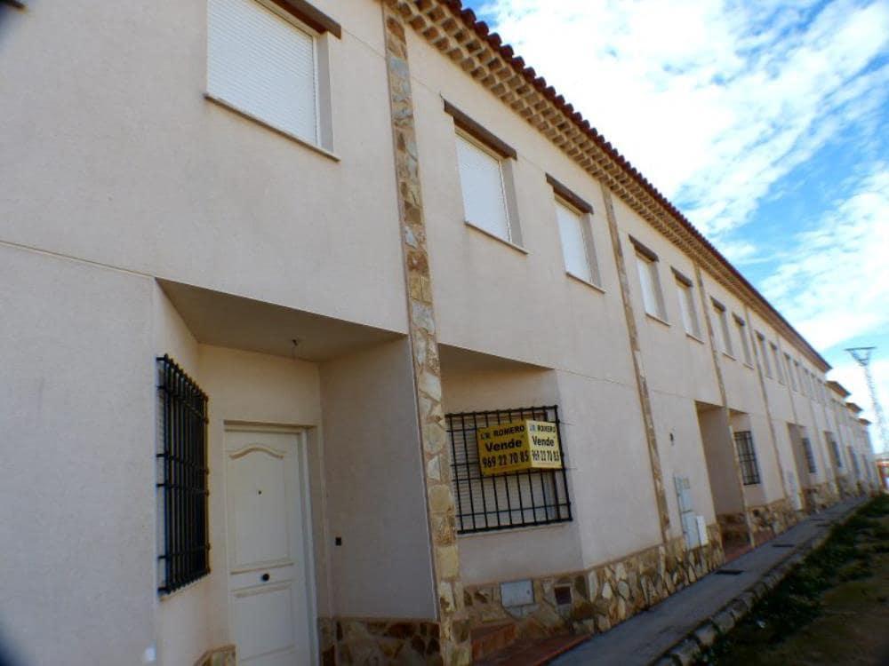 3 sypialnia Dom szeregowy na sprzedaż w Belmonte - 55 000 € (Ref: 4190665)