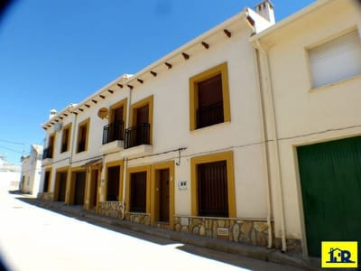 3 bedroom Terraced Villa for sale in El Hito - € 50,000 (Ref: 4209436)