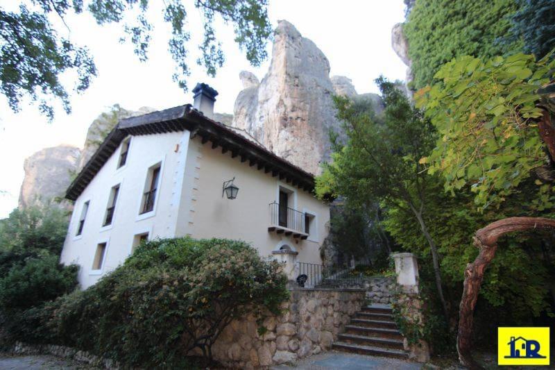 4 chambre Finca/Maison de Campagne à vendre à Hoyo de Manzanares - 850 000 € (Ref: 4216165)