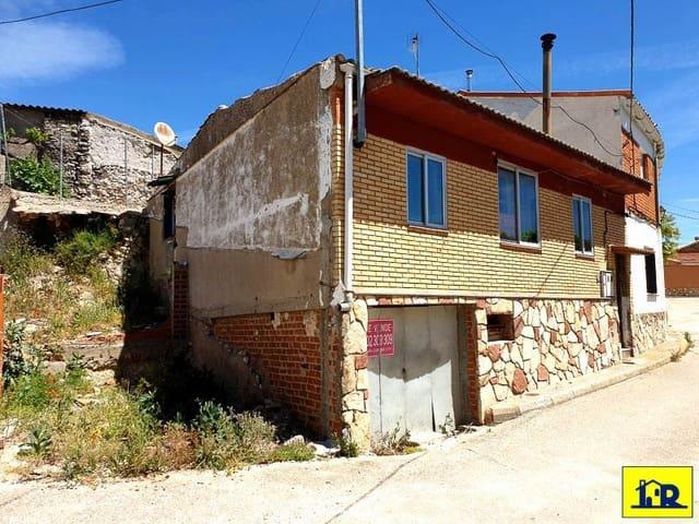 3 sovrum Hus till salu i Arcas del Villar - 30 000 € (Ref: 4618058)