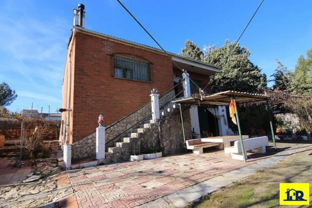3 makuuhuone Huvila myytävänä paikassa Chillaron de Cuenca - 90 000 € (Ref: 5094353)