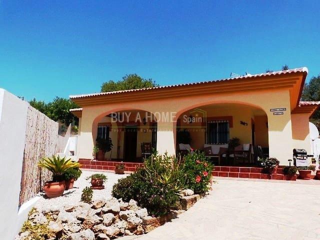 3 sypialnia Willa na sprzedaż w Venta Baja z basenem - 219 500 € (Ref: 4454692)