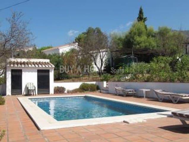 4 soverom Villa til salgs i Competa med svømmebasseng - € 299 000 (Ref: 4454746)