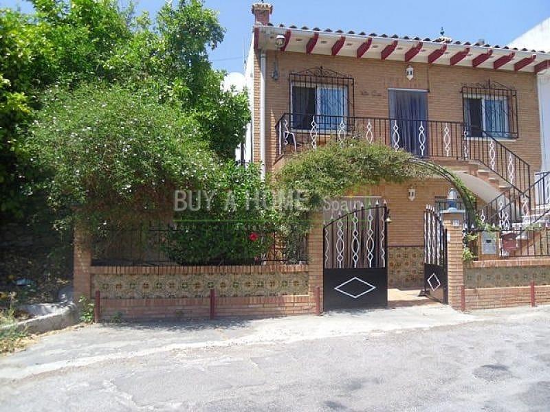 5 soveværelse Semi-Rækkehus til salg i Vinuela - € 180.000 (Ref: 4454754)