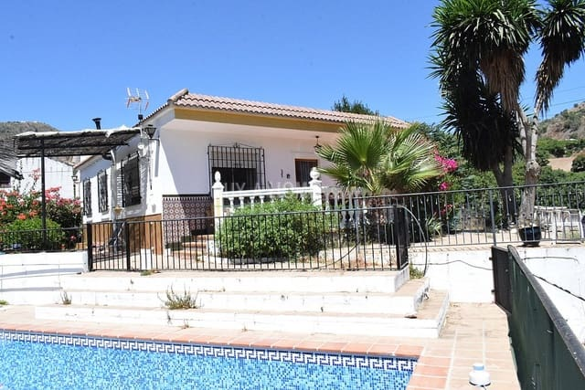 4 slaapkamer Villa te huur in La Zubia met zwembad - € 600 (Ref: 4454758)
