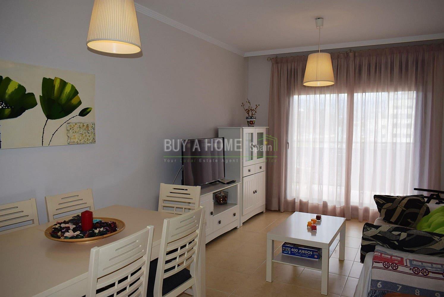 Appartement de 2 chambres à louer à Torre del Mar avec piscine - 600 € (Ref: 4454759)