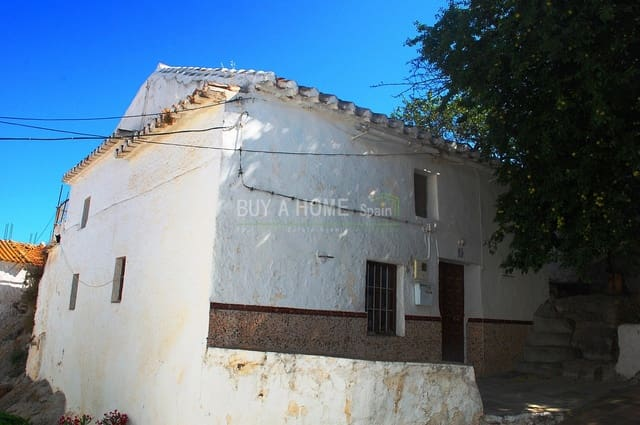 3 sovrum Hus till salu i Comares - 65 000 € (Ref: 4662578)