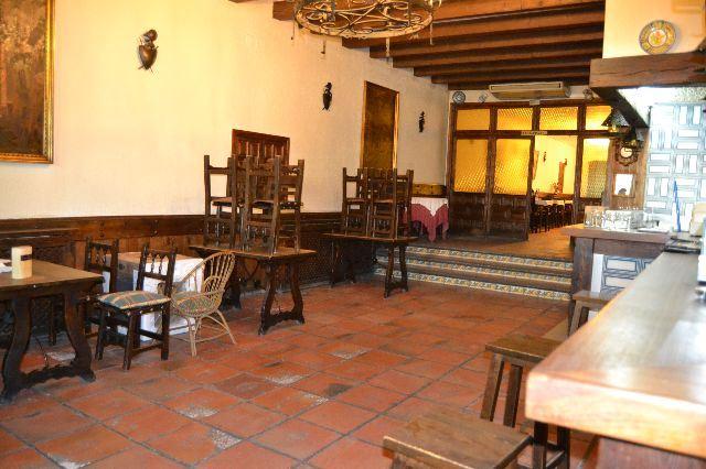 Restaurante/Bar para venda em Segovia cidade - 500 000 € (Ref: 4008307)