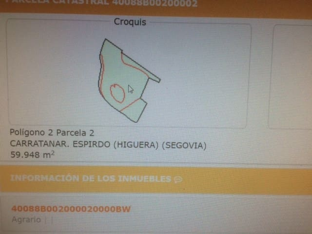 Finka/Dom wiejski na sprzedaż w Espirdo - 60 000 € (Ref: 4576371)