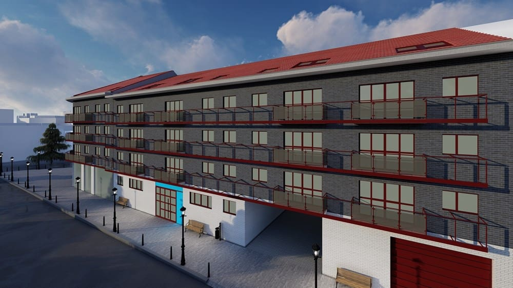 3 Zimmer Penthouse zu verkaufen in Segovia Stadt - 215.000 € (Ref: 4576434)