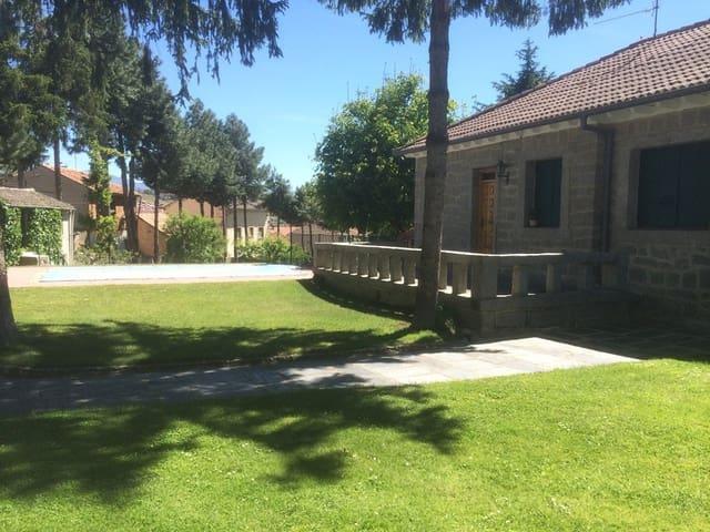 5 soverom Finca/Herregård til salgs i Segovia by - € 700 000 (Ref: 4619595)
