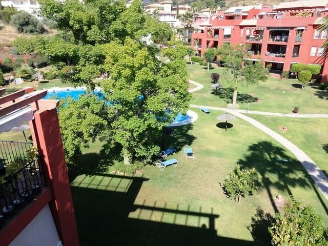3 sypialnia Penthouse na sprzedaż w Mijas Golf z basenem garażem - 246 000 € (Ref: 4614588)