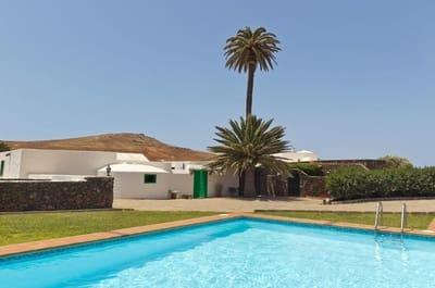 5 sovrum Finca/Hus på landet till salu i Teguise med pool - 800 000 € (Ref: 5218508)