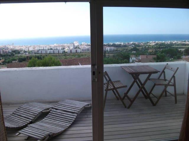 3 sypialnia Dom blizniak na sprzedaż w Sitges z basenem garażem - 650 000 € (Ref: 1355363)
