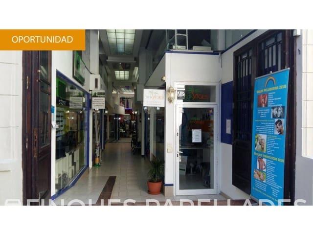 Comercial para venda em Sitges - 115 000 € (Ref: 5077727)