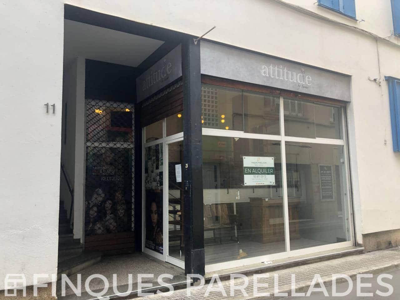 Commercieel te huur in Sitges - € 900 (Ref: 5107487)