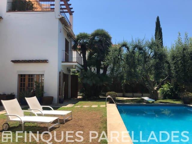 7 sypialnia Willa na sprzedaż w Sitges z basenem garażem - 1 750 000 € (Ref: 5429962)