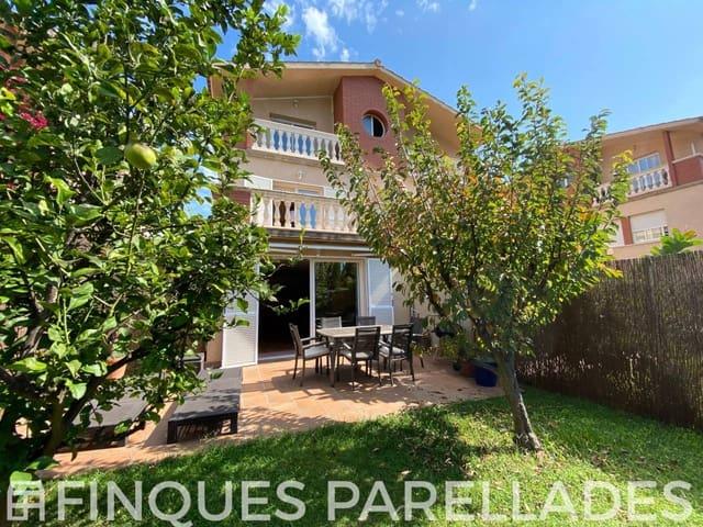5 chambre Villa/Maison Semi-Mitoyenne à vendre à Sitges avec piscine garage - 715 500 € (Ref: 5592976)