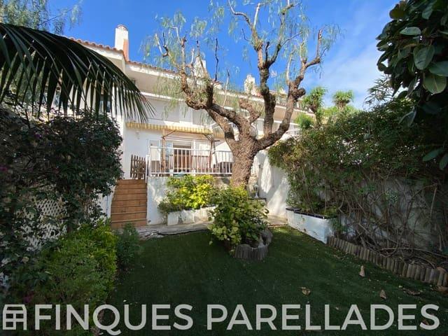 4 quarto Casa em Banda para venda em Sitges com piscina garagem - 490 000 € (Ref: 6076668)