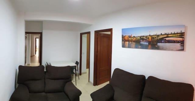 4 sypialnia Mieszkanie do wynajęcia w Miasto Sewilla - 1 100 € (Ref: 4042258)