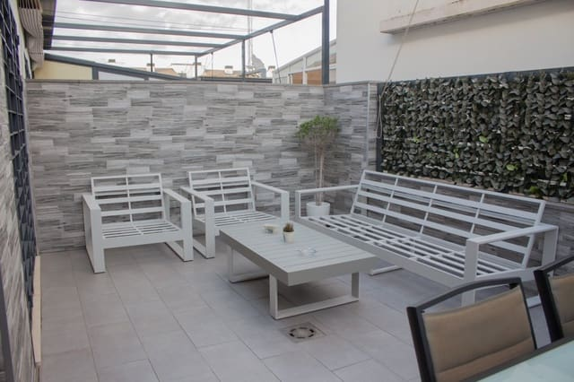 3 Zimmer Reihenhaus zu verkaufen in Sevilla Stadt mit Pool Garage - 308.675 € (Ref: 4285412)