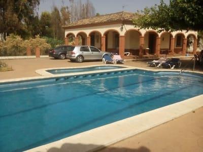 4 chambre Villa/Maison à vendre à Cantillana avec piscine garage - 249 000 € (Ref: 4766902)