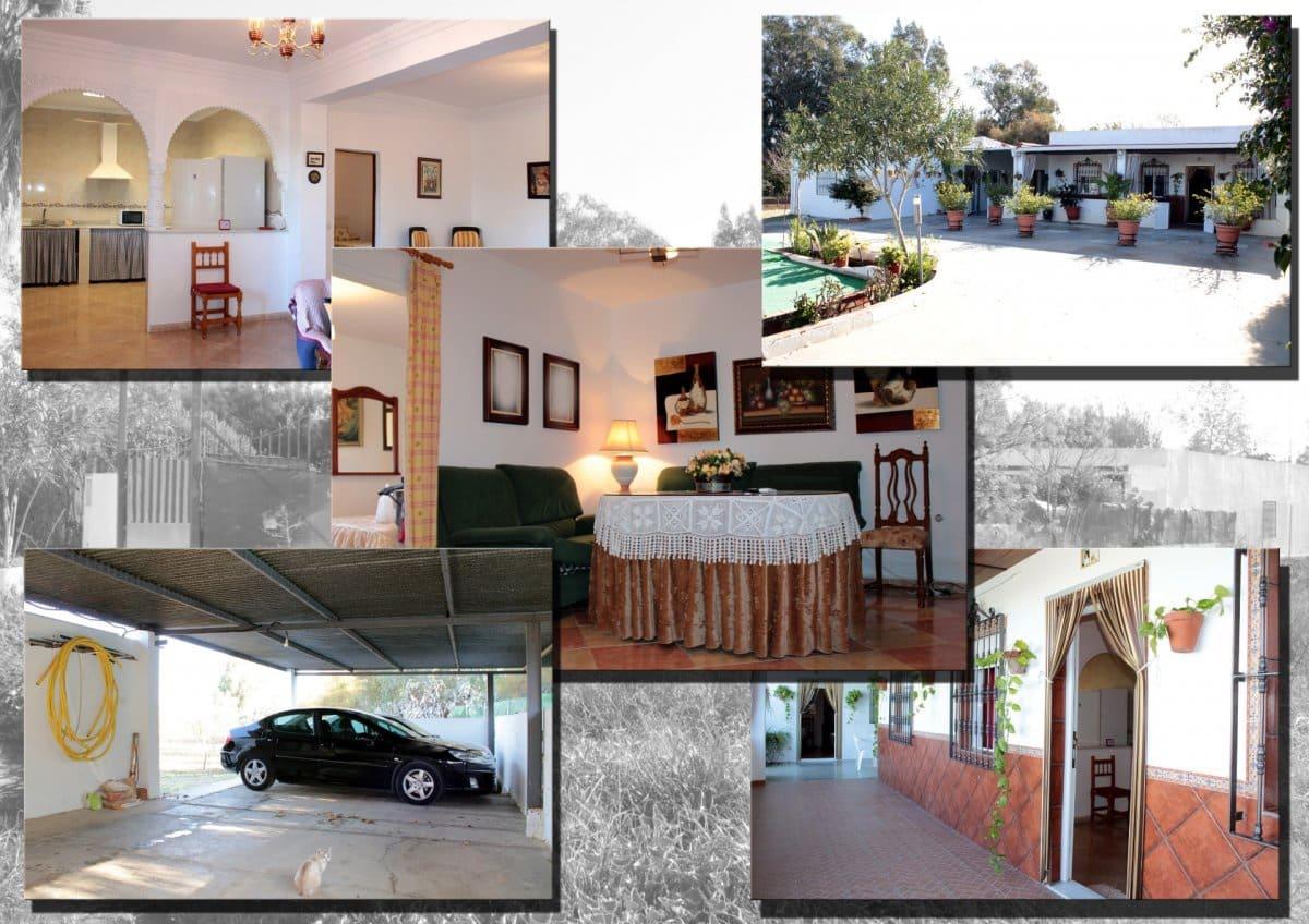 3 bedroom Villa for sale in Los Palacios y Villafranca with pool garage - € 127,000 (Ref: 4988750)