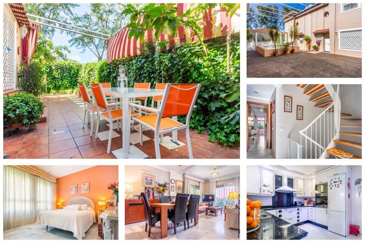 Adosado de 4 habitaciones en Sevilla ciudad en venta con garaje - 355.000 € (Ref: 5178362)