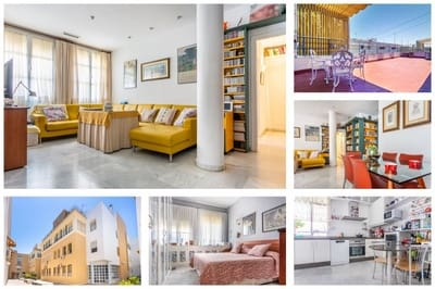 Ático de 3 habitaciones en Sevilla ciudad en venta con garaje - 525.000 € (Ref: 5424924)