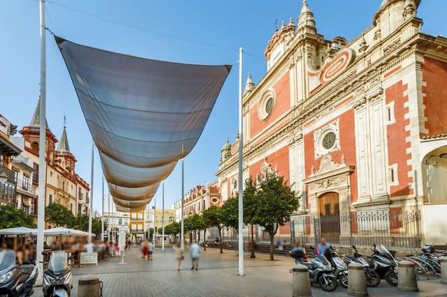 1 soveværelse Lejlighed til leje i Sevilla by - € 500 (Ref: 5546158)