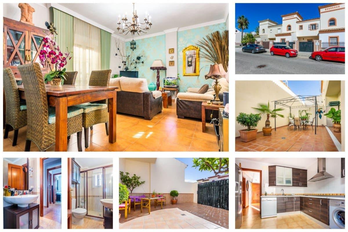 Adosado de 4 habitaciones en Burguillos en venta - 120.000 € (Ref: 5641070)
