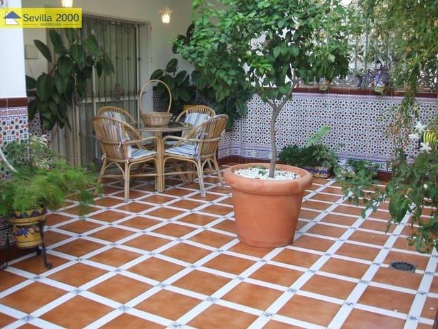 4 sypialnia Dom szeregowy na sprzedaż w Miasto Sewilla z garażem - 300 890 € (Ref: 6174616)