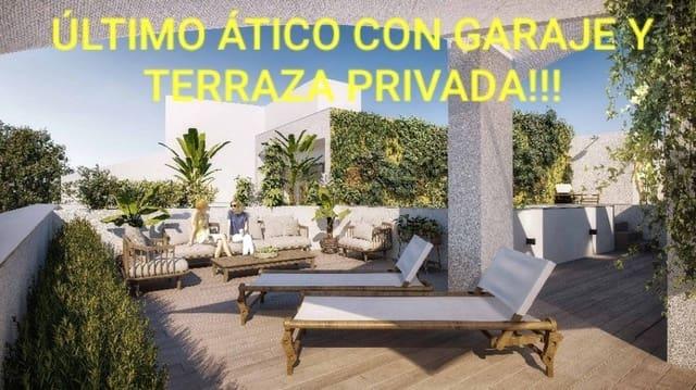 3 soverom Penthouse til salgs i Sevilla by med svømmebasseng - € 420 000 (Ref: 6174621)