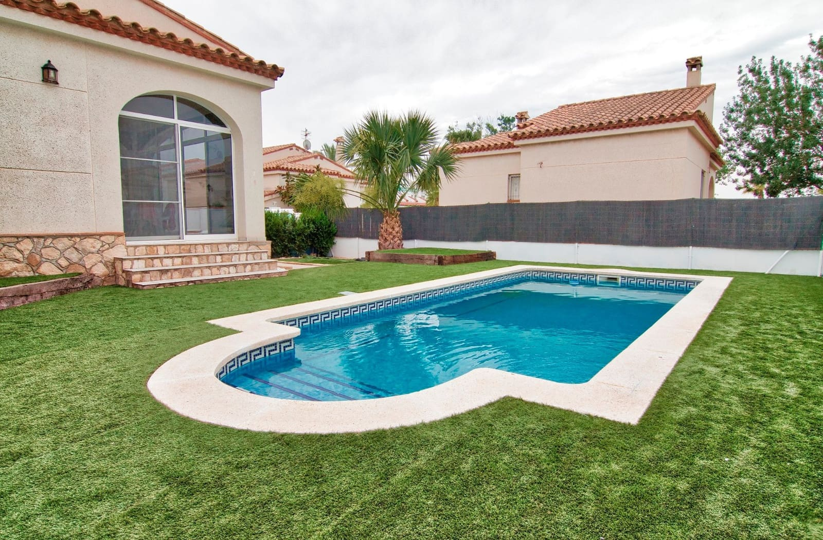 2 bedroom Villa for holiday rental in Deltebre with pool - € 840 (Ref: 4859024)
