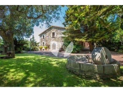 13 chambre Villa/Maison à vendre à Sant Cebria de Vallalta avec piscine - 1 900 000 € (Ref: 5385137)
