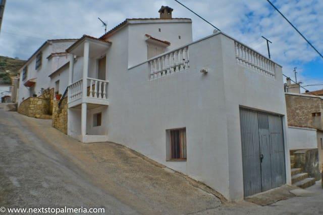 Finca/Casa Rural de 4 habitaciones en El Marchal (Lubrin) en venta con garaje - 70.000 € (Ref: 5159341)