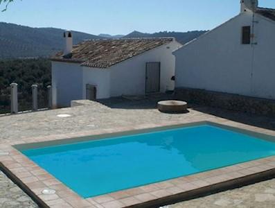 7 Zimmer Gewerbe zu verkaufen in Almedinilla mit Pool - 300.000 € (Ref: 1448183)